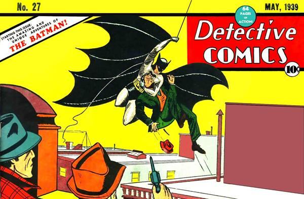Detective Comics #27: 10 Fakta Komik Pertama Batman yang Mungkin Belum Kamu Tahu
