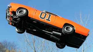 1969 Dodge Charger RT General Lee Car  Jump Action 01
