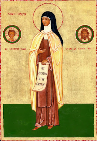 Sainte Thérèse de Lisieux / Sfânta Tereza de Lisieux / Lisieux-i Szent Teréz / St. Therese of Lisieu