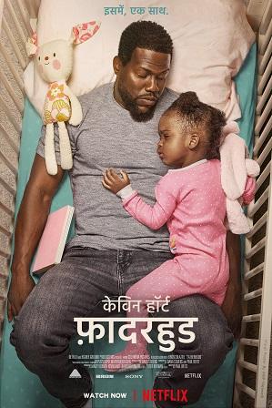 Fatherhood (2021) Hindi Dual Audio 350MB WebRip 480p