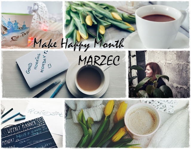 Make Happy Month - Skrót Marca