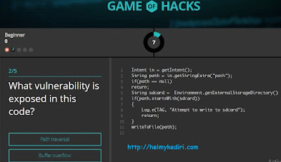 2. hack game