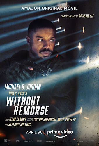 Tom Clancy's Without Remorse (Web-DL 1080p Dual Latino / Ingles) (2021)