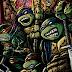 """Primeiro vislumbre das edições finais da série de quadrinhos dos anos 90 das """"Tartarugas Ninja"""" é revelado"""