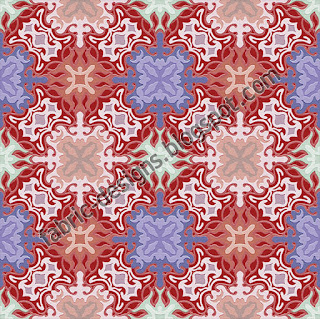 pattern textile design 6