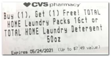 buy one get one free total home