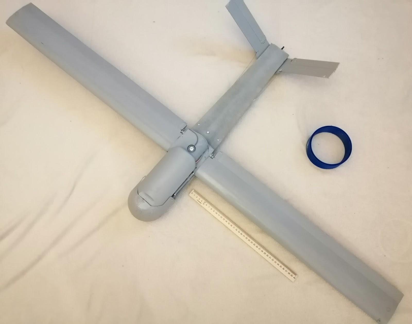 Прототипи дронів контейнерного старту від BLITZ Aircraft Unmanned