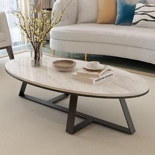 Tambahkan Coffee Table Sebagai Pemanis Ruang Tamu