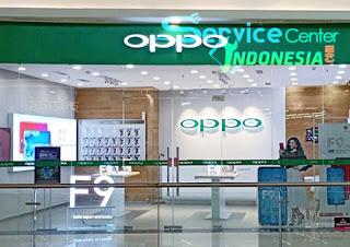 Service Center Oppo di Bogor