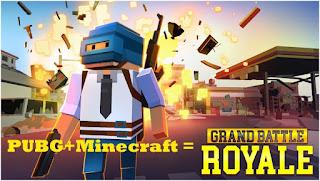 Grand Battle Royale: Pixel FPS Mod Apk Money