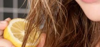 صبغات شعر طبيعيه لتلوين الشعر باللون الأشقر