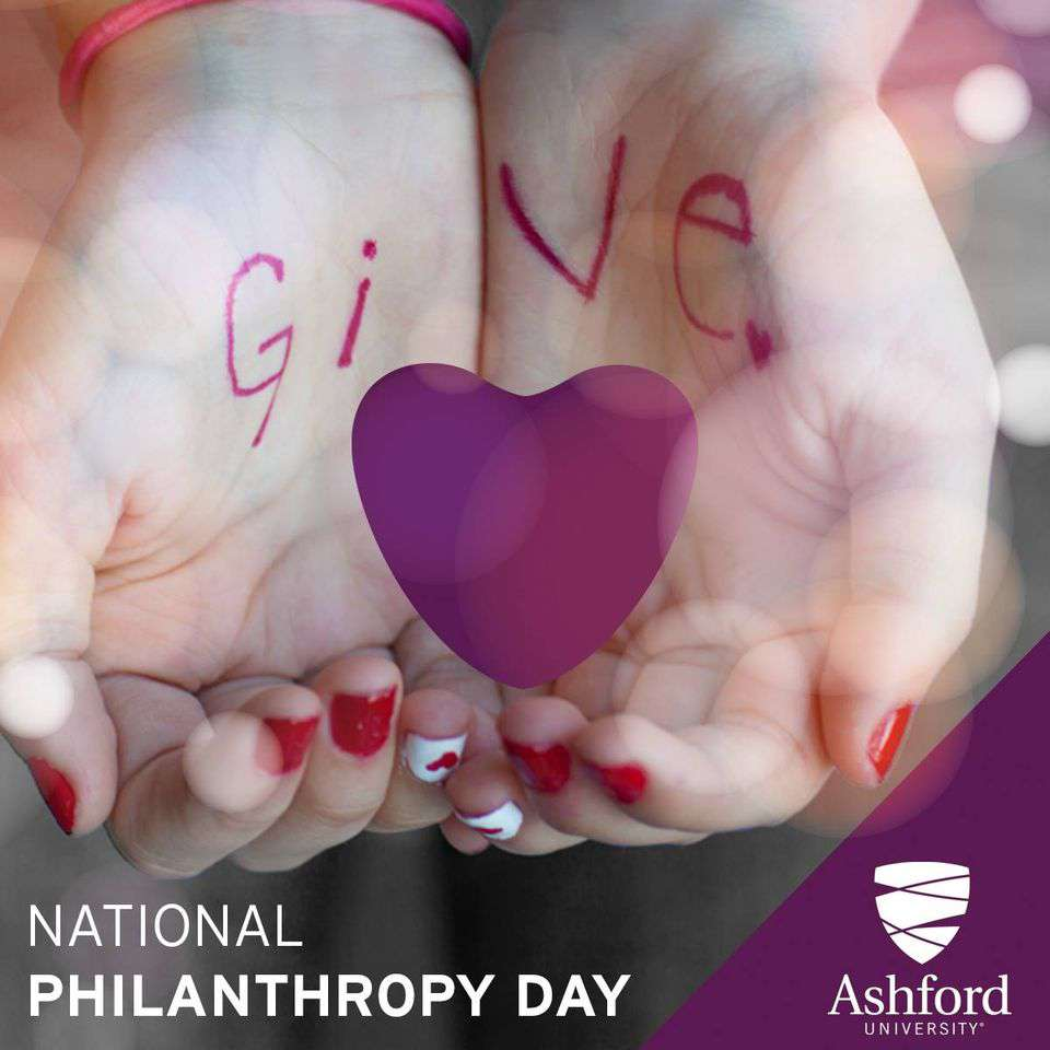 National Philanthropy Day Wishes pics free download