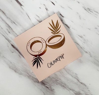 Review: ColourPop Going Coconuts Collection