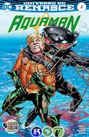 DC Renascimento: Aquaman #2