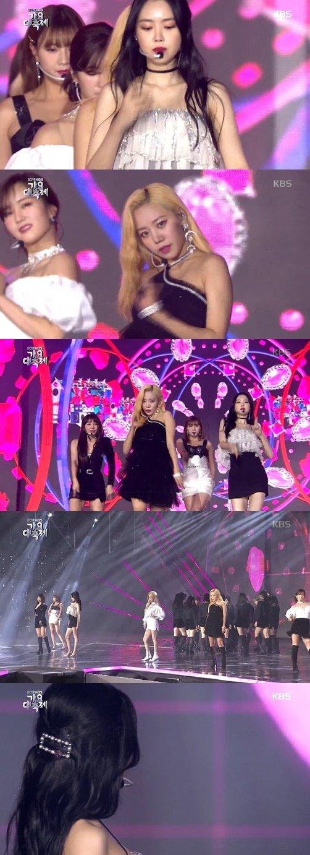 A Pink, 2019 KBS Gayo Festivalinde performanslarının yarıda kesilmesini eleştirdi