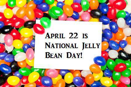 National Jelly Bean Day Wishes Images