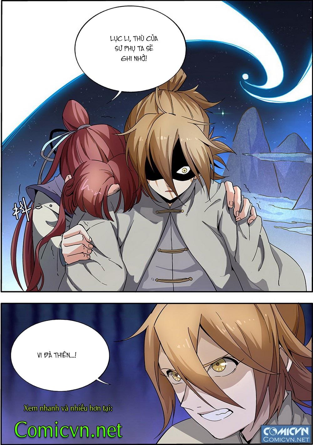 Tiên Kiếp Chí - Chapter 2 - Pic 12