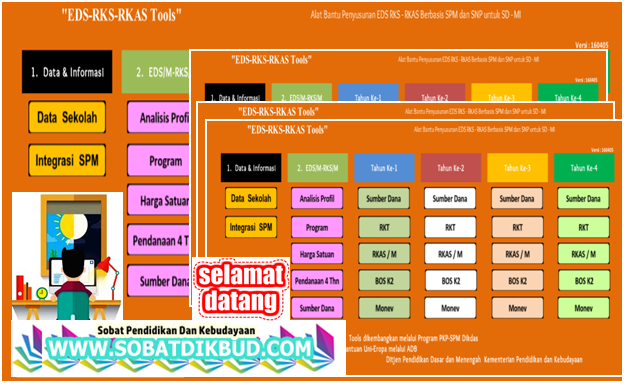 Aplikasi RKAS BOS Otomtis 2016/2017 I Sobat Dikbud