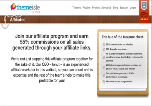 Best Affiliate Programs for WordPress Niche