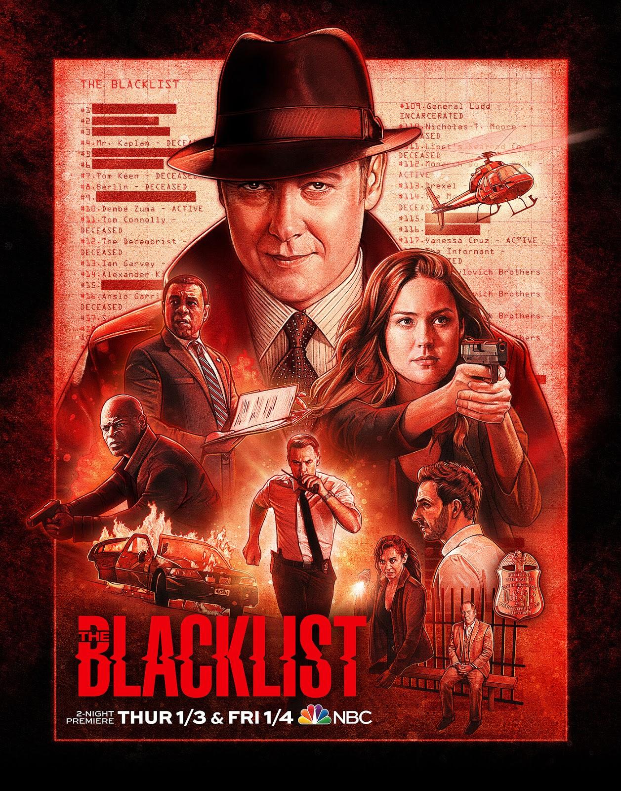 The Blacklist Temporada 7 Ingles Subtitulado 720p