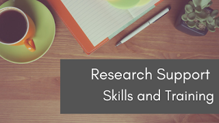Research Support Skills Training Logo