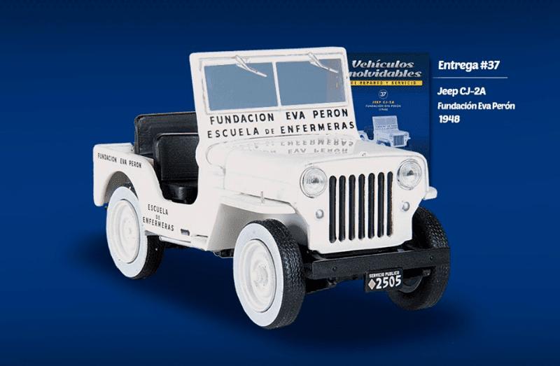 jeep cj2a fundacion eva peron