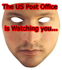 The US Post Office Is Watching You