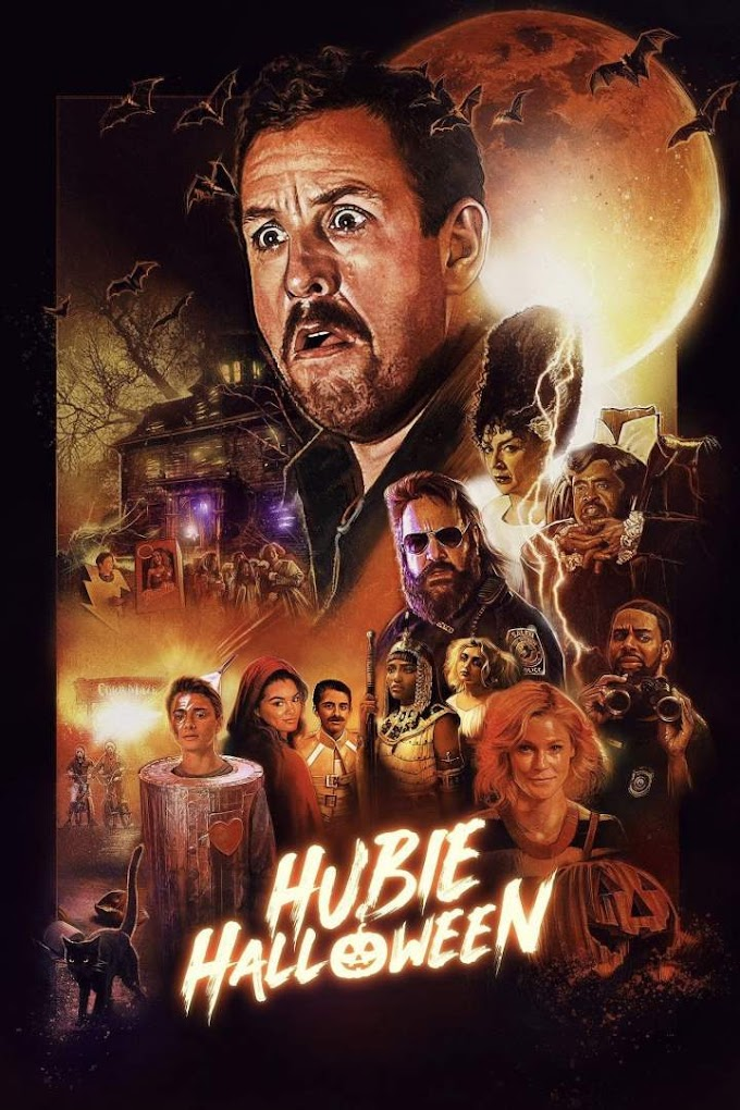 Movie: Hubie Halloween (2020)