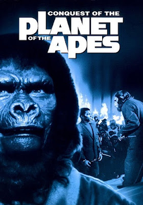 Conquest of the Planet of the Apes |1972| |DVD| |R1| |NTSC| |Latino| |Remasterized|
