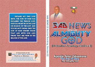 Apostle peter odoemena