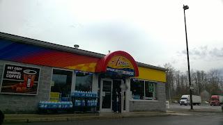 Convenient Store, Interstate 90, New York.
