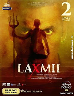 Laxmii Or Laxmmi Bomb Poster 11