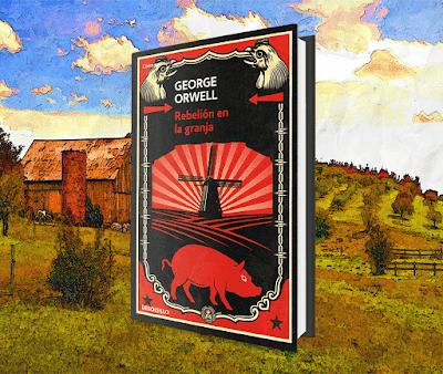 Rebelion en la granja George Orwell