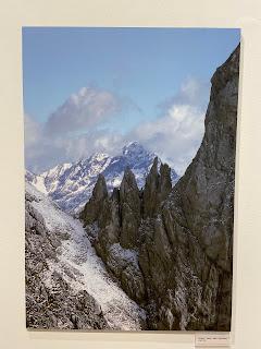 Eighth leg of Sentiero delle Orobie, Quattro Matte della Presolana - Tito Terzi Exhibit