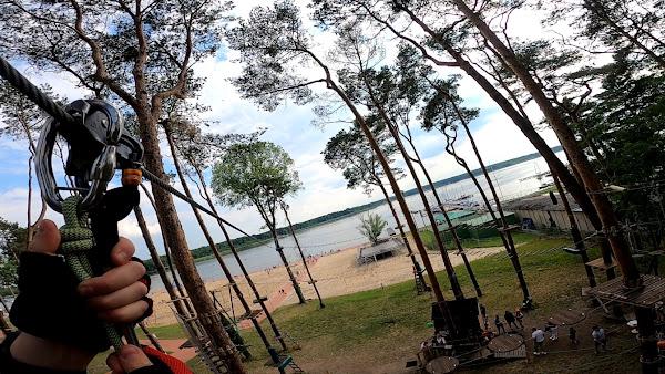 Jezioro Sława atrakcje