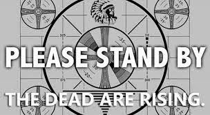 Please Stand by. Emergency broadcast system The Dead Are Rising. Snark on the 4th and other stories about Merica. marchmatron.com