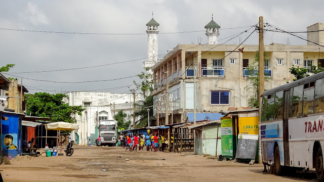 Mosque in Lome