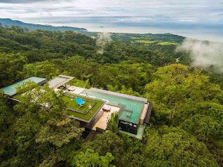 Costa Rica Honeymoon Destinations kura design villas