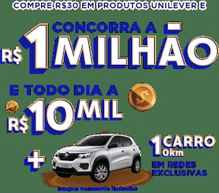 Promoção Unilever 2020