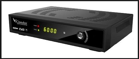تحديث جديد لجهاز Condor 6700HD W النسخة 04.V2