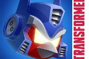 Download Game Android Angry Birds Transformers v1.18.5 Mod APK