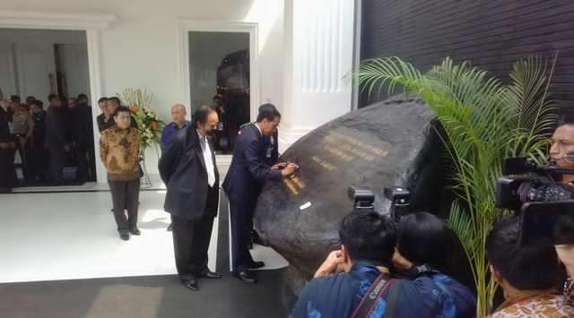 Resmikan Bela Negara Nasdem, FPI: Jokowi Benar-benar Tak Adil
