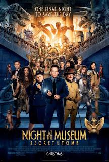 Đêm Ở Viện Bảo Tàng 3: Bí Mật Hầm Mộ