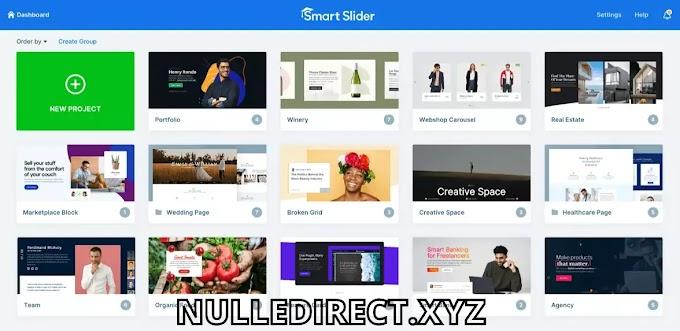 Smart Slider 3 Pro 3.4.1.17 – Responsive WordPress Slider Plugin Free