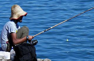 معنى صيد السمك في الحلم