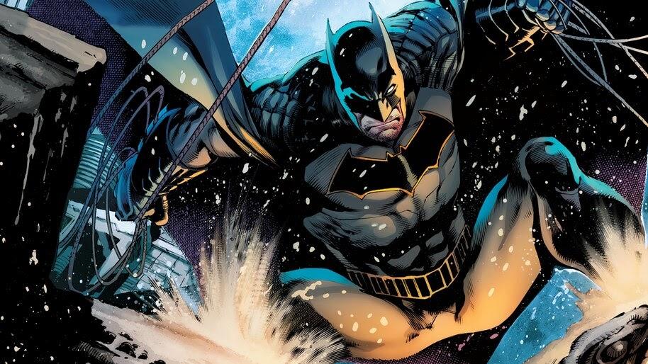 Batman, DC, Comics, 4K, #4.2903