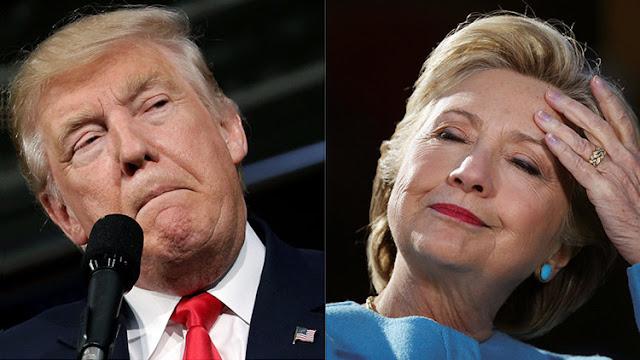 El conteo continúa: Clinton lidera con 1,7 millones de votos populares