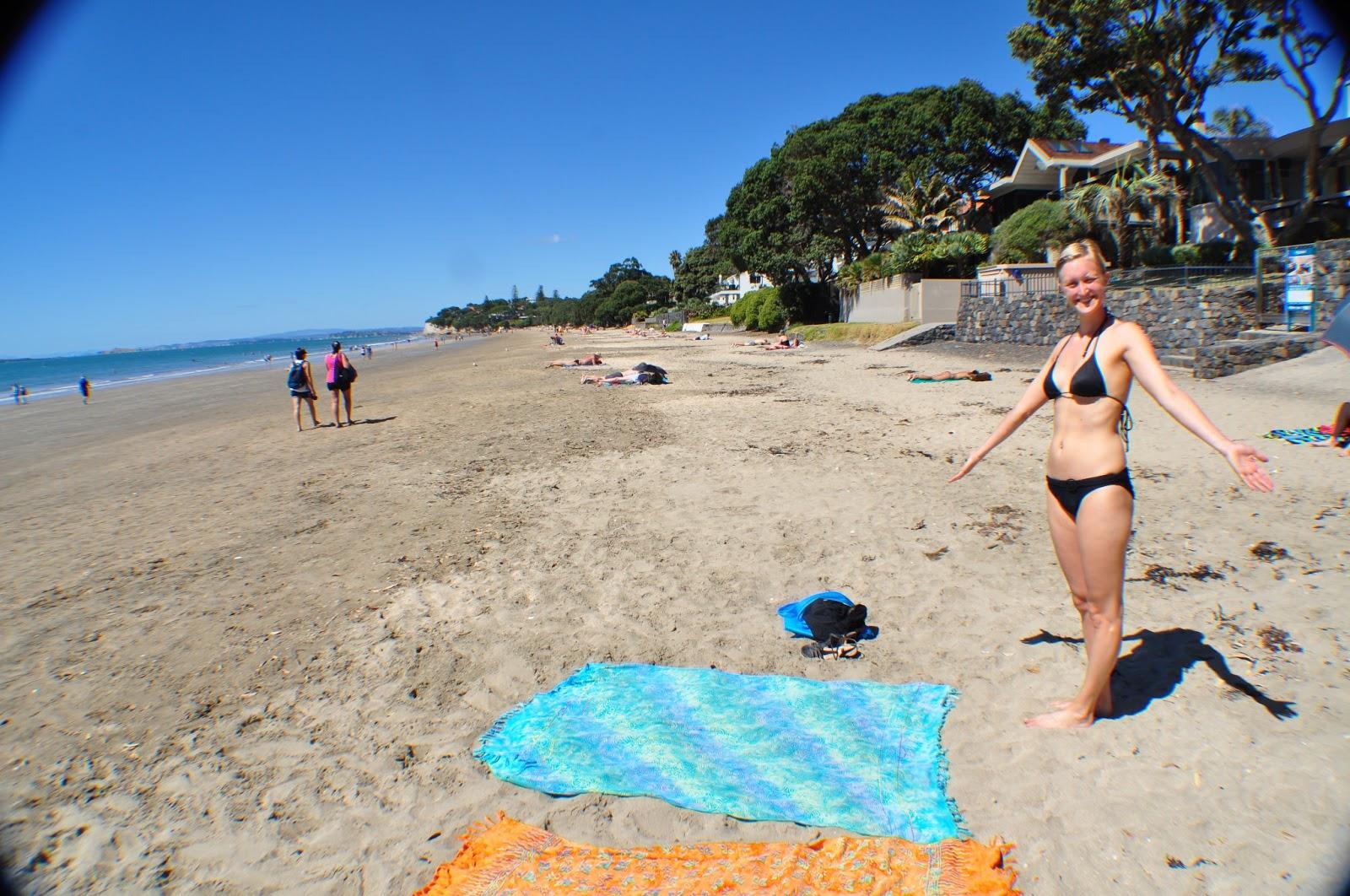 Nude Beach Auckland