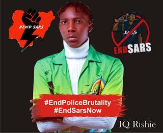 DOWNLOAD MP3: IQ Rishie - End SARS