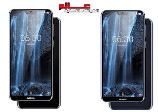 هاتف Nokia X6  مواصفات هاتف نوكيا  Nokia 6.1 Plus